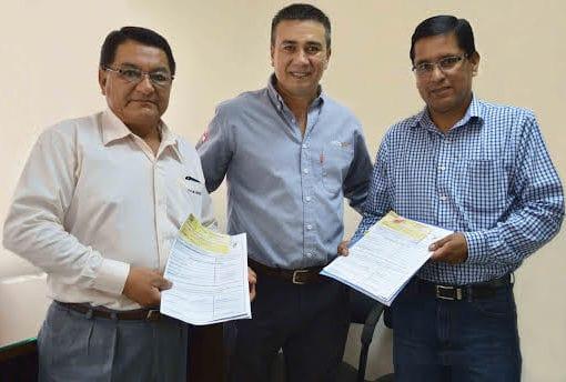 Lundin Gold entregó casi US$ 500 mil al municipio de Yantzaza