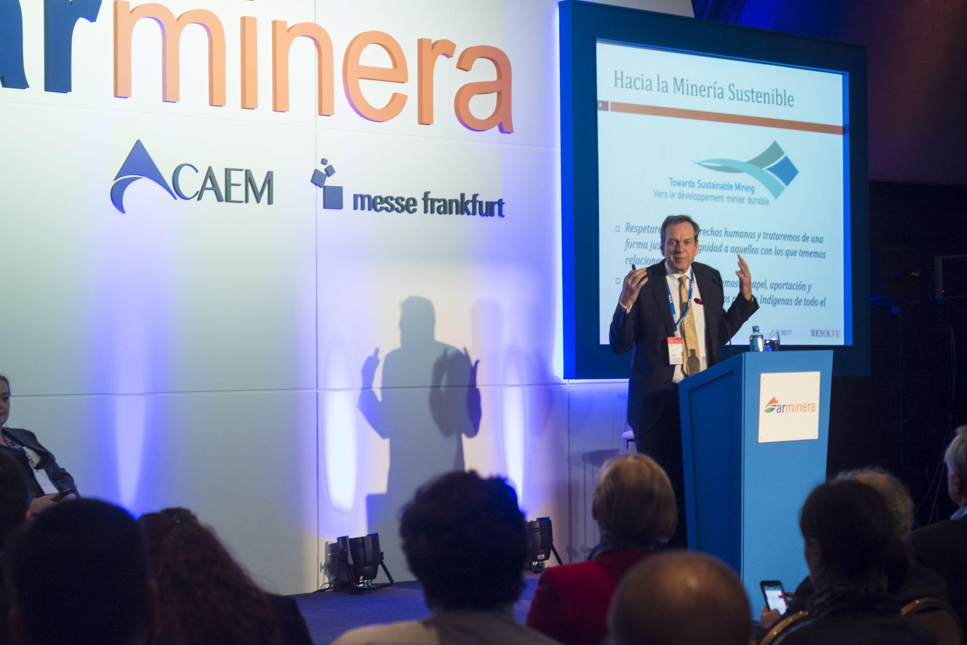 Industria minera argentina prepara sus innovaciones de cara a Arminera 2019