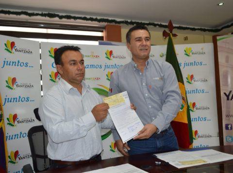 Proyecto minero Fruta del Norte genera los tributos más altos a favor del cantón Yantzaza