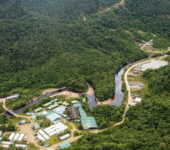 Semaica y empresa chilena construirán Fruta del Norte