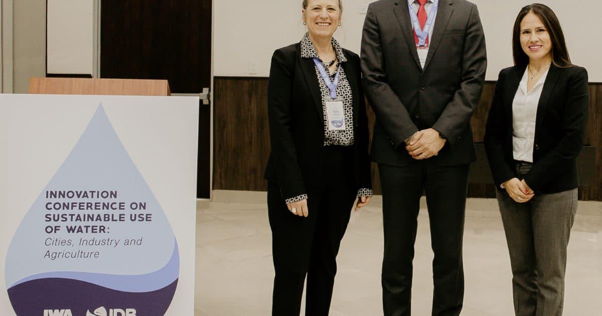 Lundin Gold participó en la conferencia de innovación iwa-bid