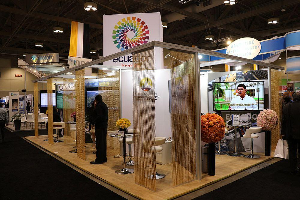 Ecuador se alista para el PDAC 2018