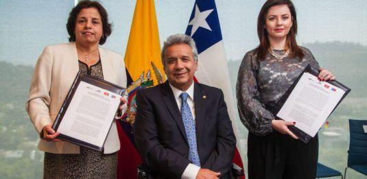 Ecuador y Chile impulsan proyecto minero Llurimagua