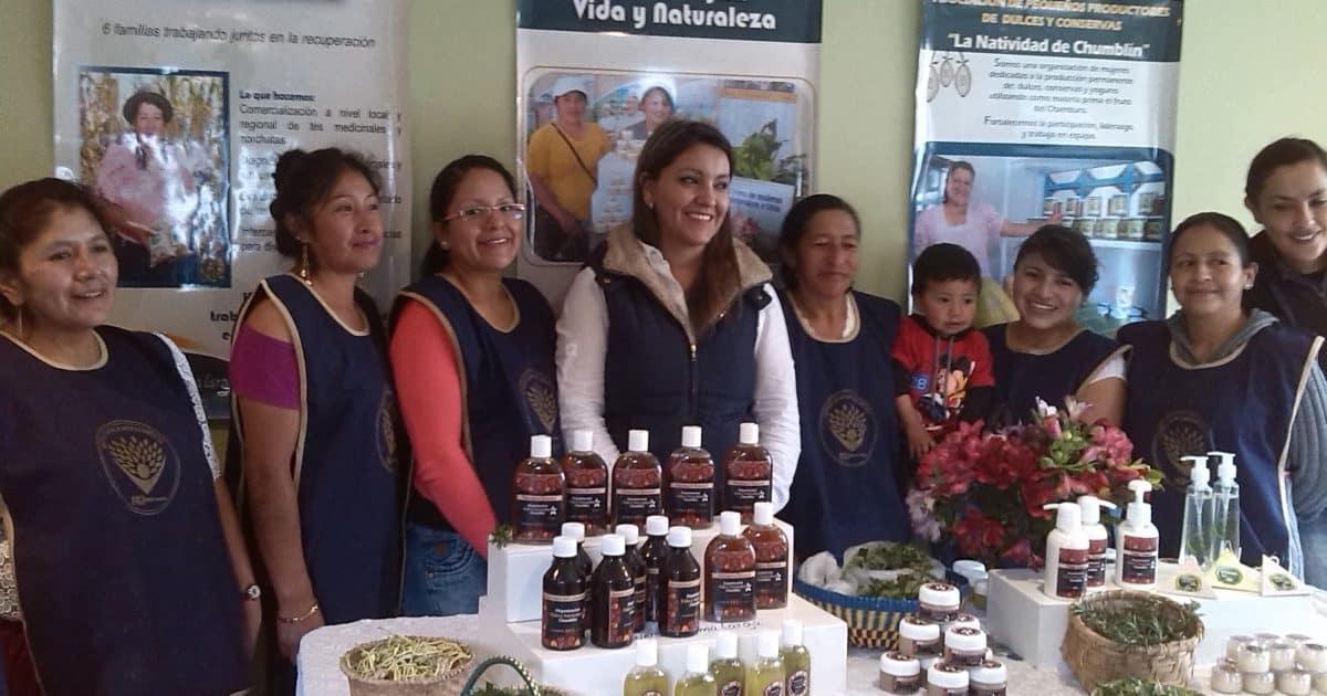 Emprendimientos productivos avanzan con el apoyo de proyecto minero en Azuay