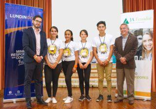 Estudiantes de los encuentros desarrollan habilidades de Liderazgo en el XII Foro Nacional de Emprendedores