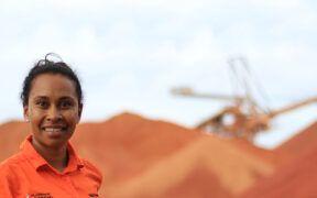 minería indígena australiana florence drummond