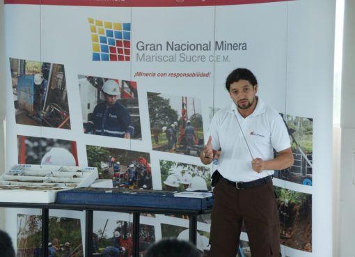 Gran Nacional Minera Mariscal Sucre