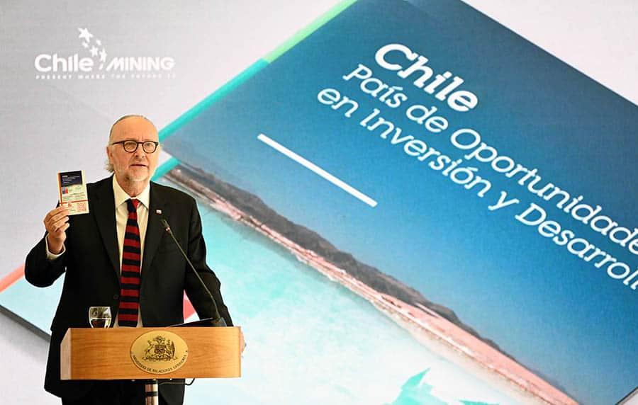 Chile promocionará por primera vez proyectos de inversión de litio en feria minera en Canadá
