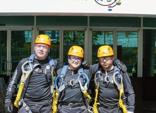 Lundin Gold gana el primer lugar en olimpiadas de rescate industrial en alturas y espacios confinados