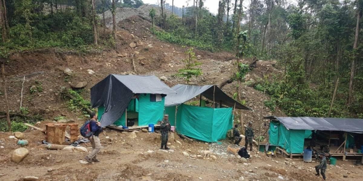 Ecuador está entre los países con mayor minería ilegal de la región