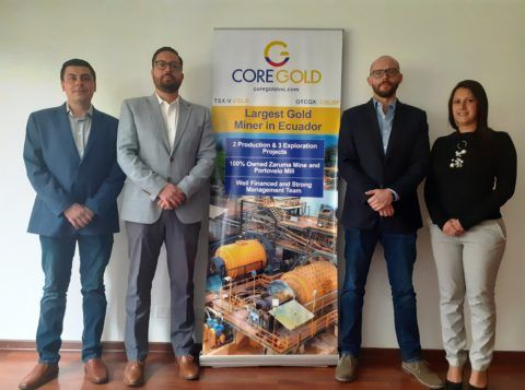 Minera Core Gold
