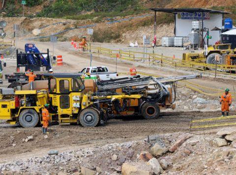 Newcrest Mining invierte US$ 250 millones en Lundin Gold