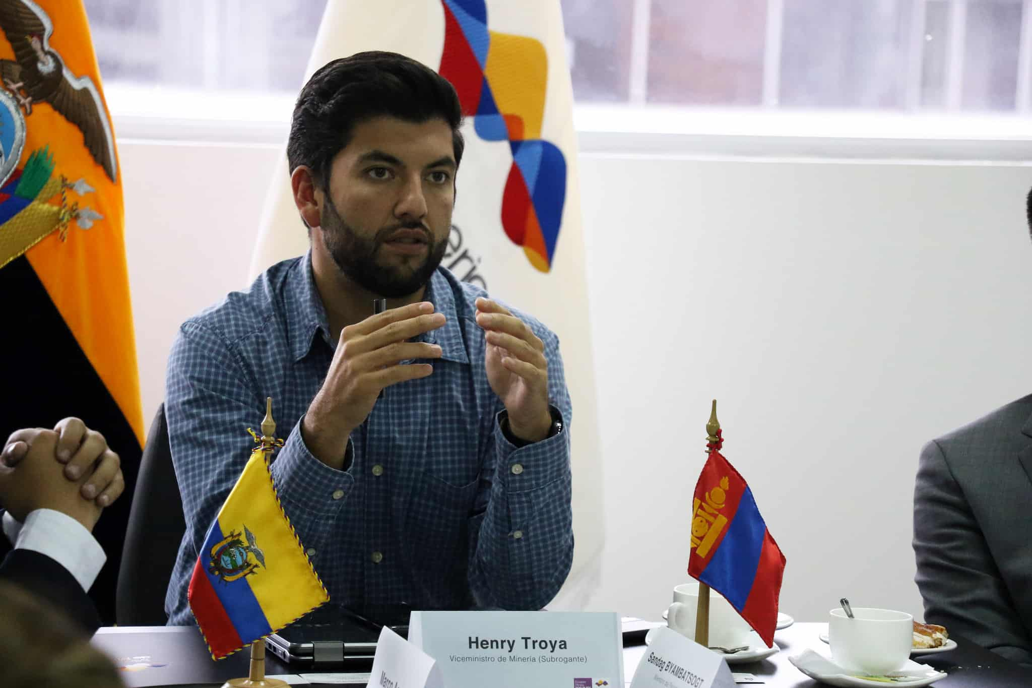 Gobierno Nacional promueve la formalización y la mejora de la industria minera en Zamora Chinchipe