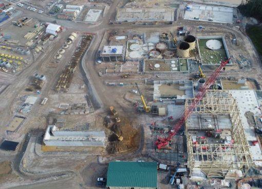 El desarrollo de la mina subterránea en Fruta del Norte de Lundin Gold llega al yacimiento