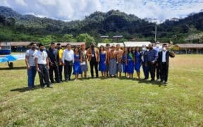 Comunidades Shuar mining watch