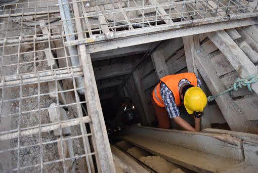 Zaruma: 958 hectáreas de minas subterráneas son inspeccionadas