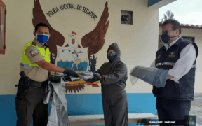 empresas mineras ecuador aporte emergencia sanitaria