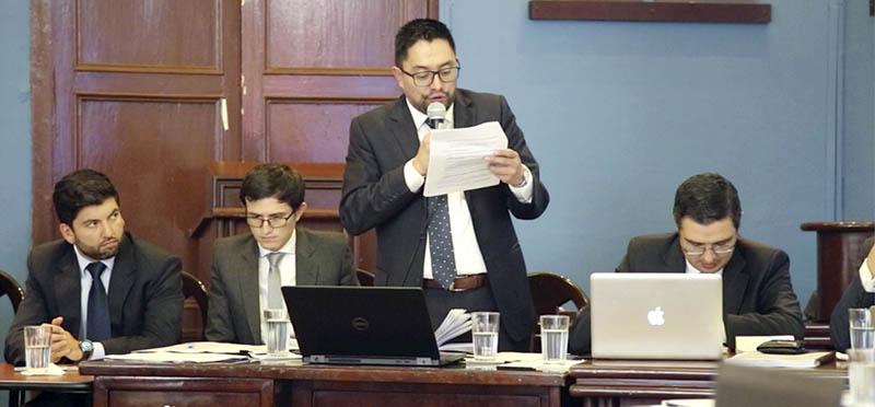 Audiencia de apelación sobre proyecto Río Blanco se cumplió en Cuenca