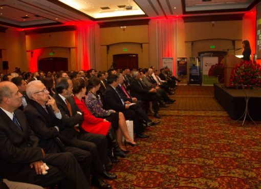 Cámara de Minería del Ecuador realizó una sesión solemne para conmemorar sus 40 años de vida