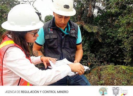 El control minero del país se sustentará en cuatro ejes de acció