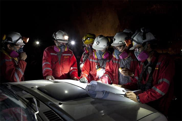 Recogen aportes a Guía de Costos para Minería No Metálica