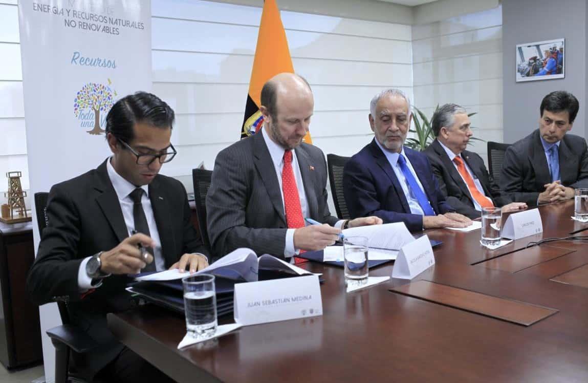 Enami EP y Codelco firman constitución de una Sociedad Anónima