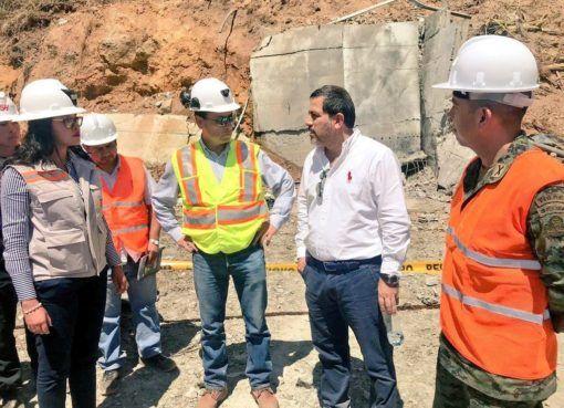 Actividades en la mina Goldmins en Zaruma continuarán suspendidas indefinidamente
