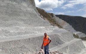 Guido Acosta mineria ecuador