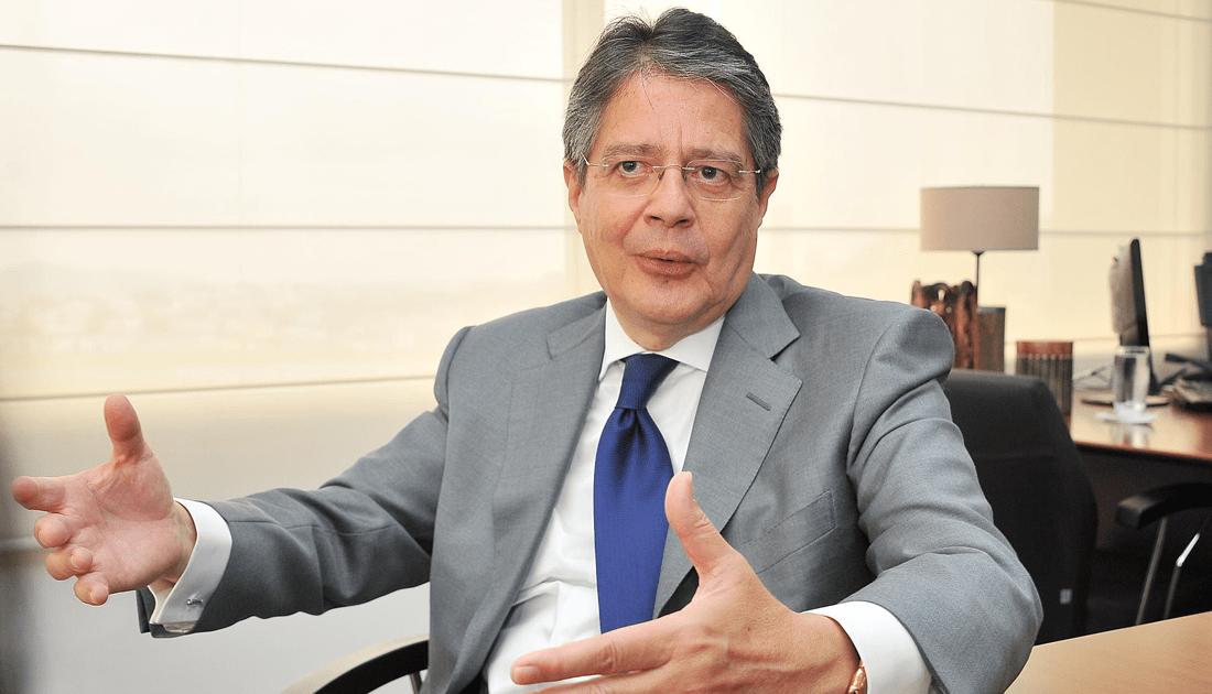 Entrevista a Guillermo Lasso