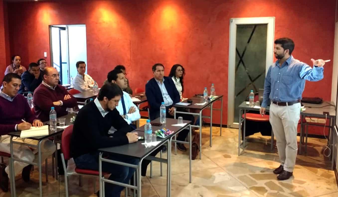 Dirigentes de la industria metalmecánica conocieron el crecimiento del sector minero ecuatoriano
