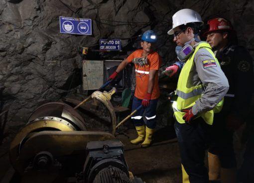 USD 3.800 millones de inversión minera hasta 2021 darán más prosperidad al Ecuador