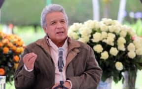 Lenín Moreno mineria ecuador acciones cumplidas
