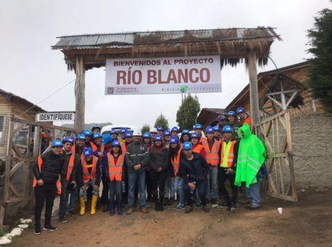 Varios sectores rechazan acciones violentas en Río Blanco