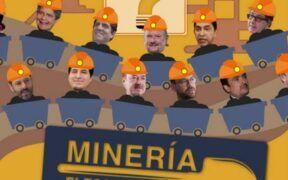elecciones 2021 minería candidatos