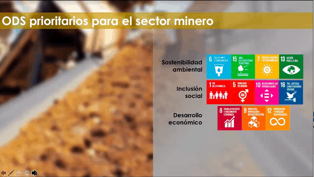 minería formal responsable empleo ecuador