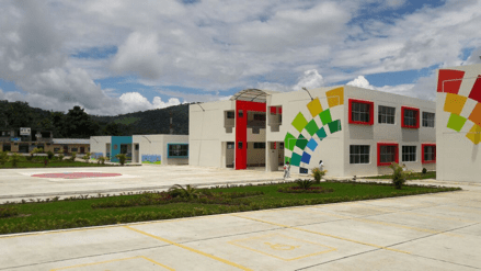 Minería Zamora Escuela del Milenio