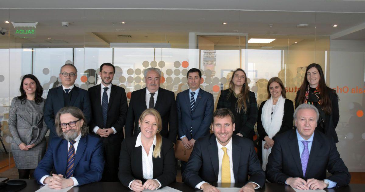 Subsecretarios de Chile y Argentina firman avances de tratado minero