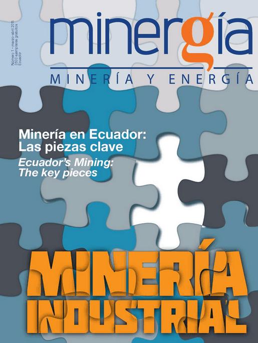 Primera edición MINERGÍA