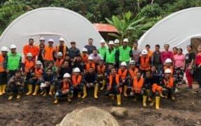 solaris warintza mineria en ecuador